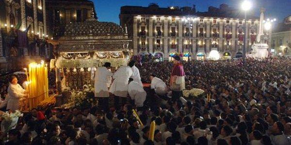 Viaggio in Sicilia Festa-SantAgata