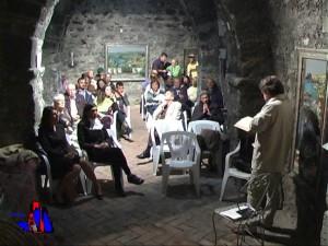 foto incontro castello normanno