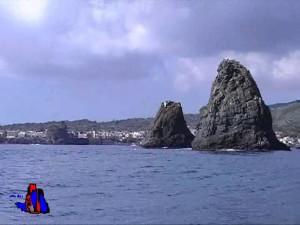 foto sistema di videosorveglianza area marina protetta