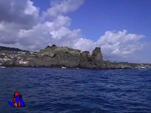 foto illuminazione isola lachea